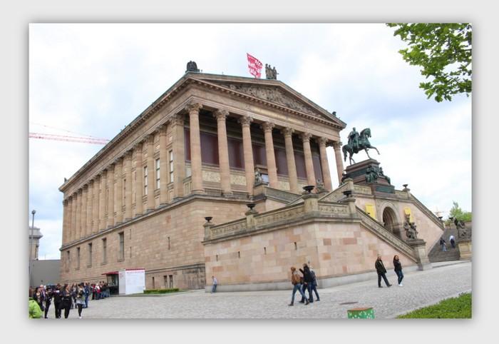 Wyspa Muzeów Berlin2