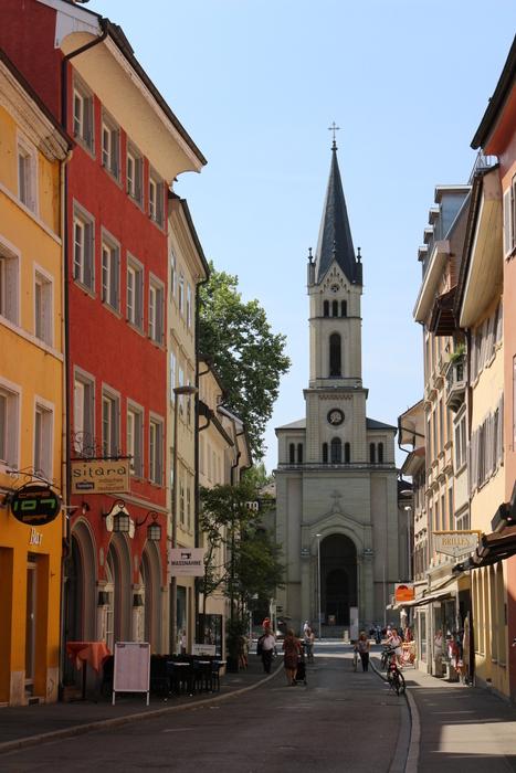 Kościół ewangelicki M.Luther - Konstancja