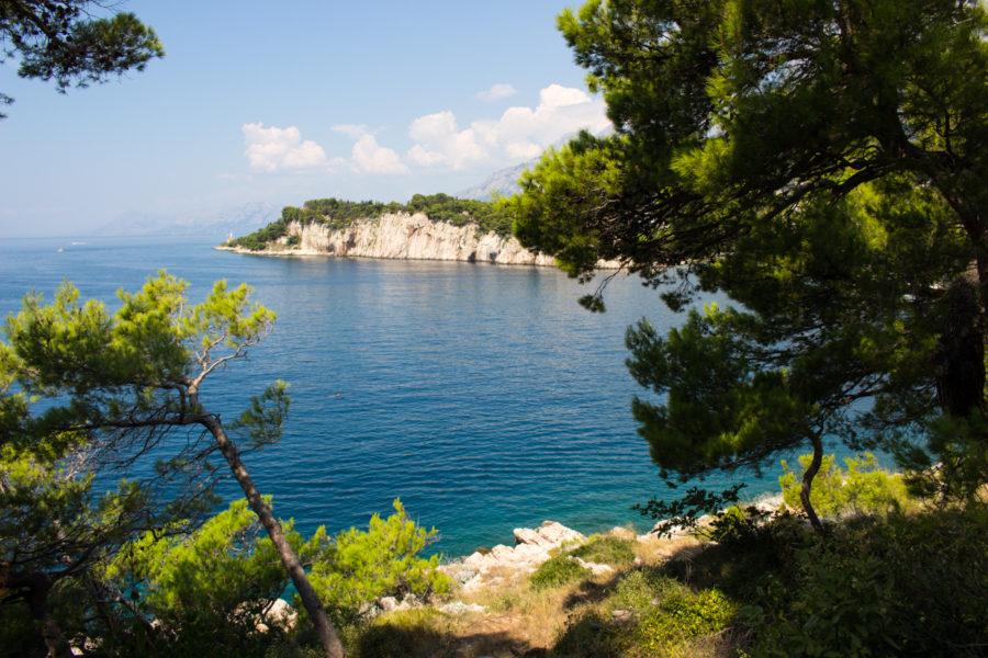 Makarska, Park suma Osejava