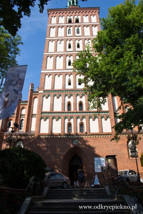 Bazylika św. Jakuba w Olsztynie