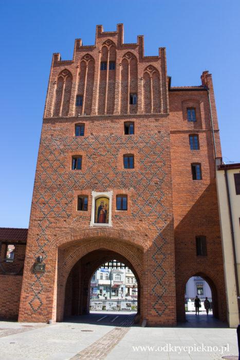 Wysoka Brama w Olsztytnie