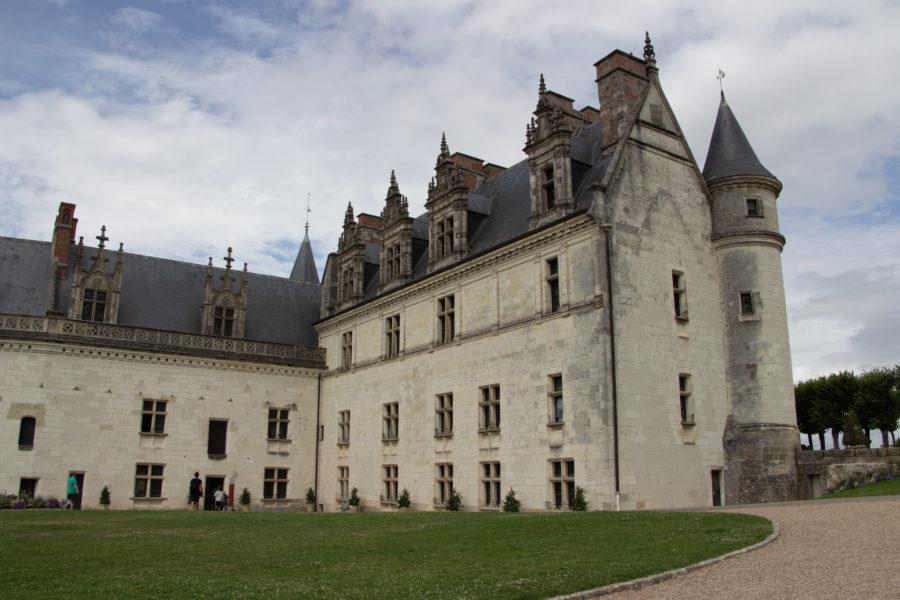 Zamek Amboise