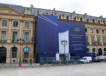 Paryż Plac Vendome